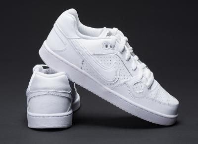 e827528f56 Tenis Nike Son Of Force Blanco  2 Y 3.5 (100% Original -   950.00 en ...