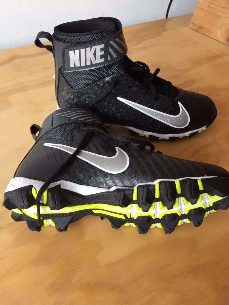 Tenis Nike Strike Shark Fut Amer. Beis Soccer -   850.00 en Mercado ... 0197b12ce1c0a