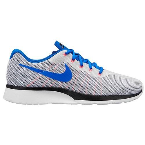 2a22428bf7594 Tenis Nike Tanjun 921669-100 Blanco Azul Caballero Pv -   1