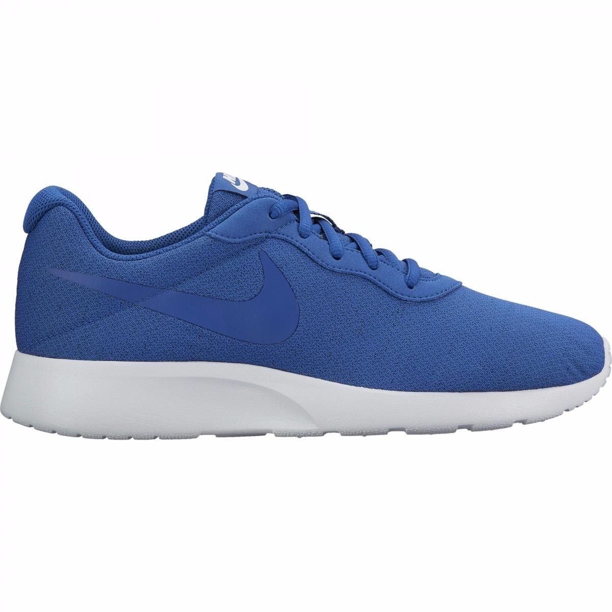 competitive price 8d775 b2bf4 ... low cost tenis nike tanjun azul caballero. cargando zoom. 6ec43 29a2d