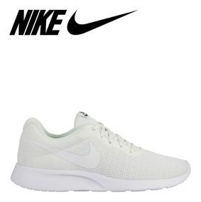 c37020b5 Tenis Nike Tanjun Blanco Monocromo 812654 103