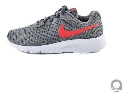 Tenis Nike Tanjun Gs Gris Joven 818381 020