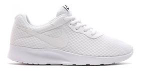 Tenis Nike Tanjun | Mujer | Blanco | Original | 812655-110