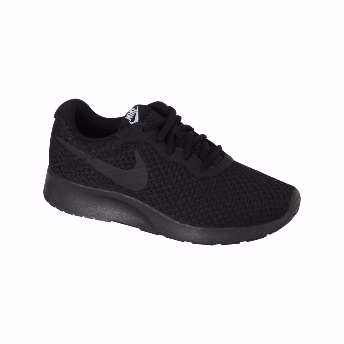 061ff598be Tenis Nike Tanjun Mujer Negros Nuevos Originales - $ 1,475.00 en ...