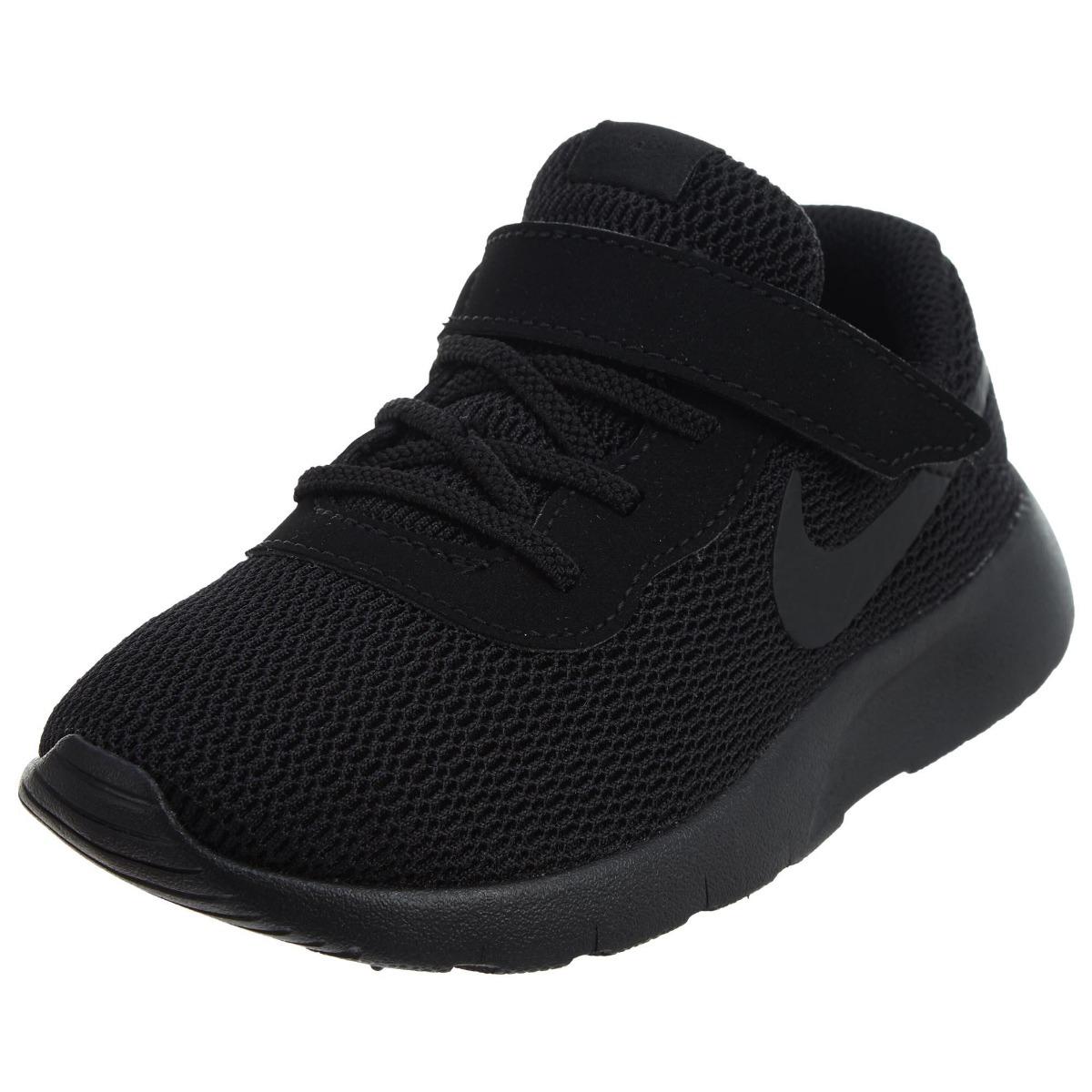 2019 mejor venta venta caliente online liberar información sobre Tenis Nike Tanjun Negro Bebe Niño 818383 001