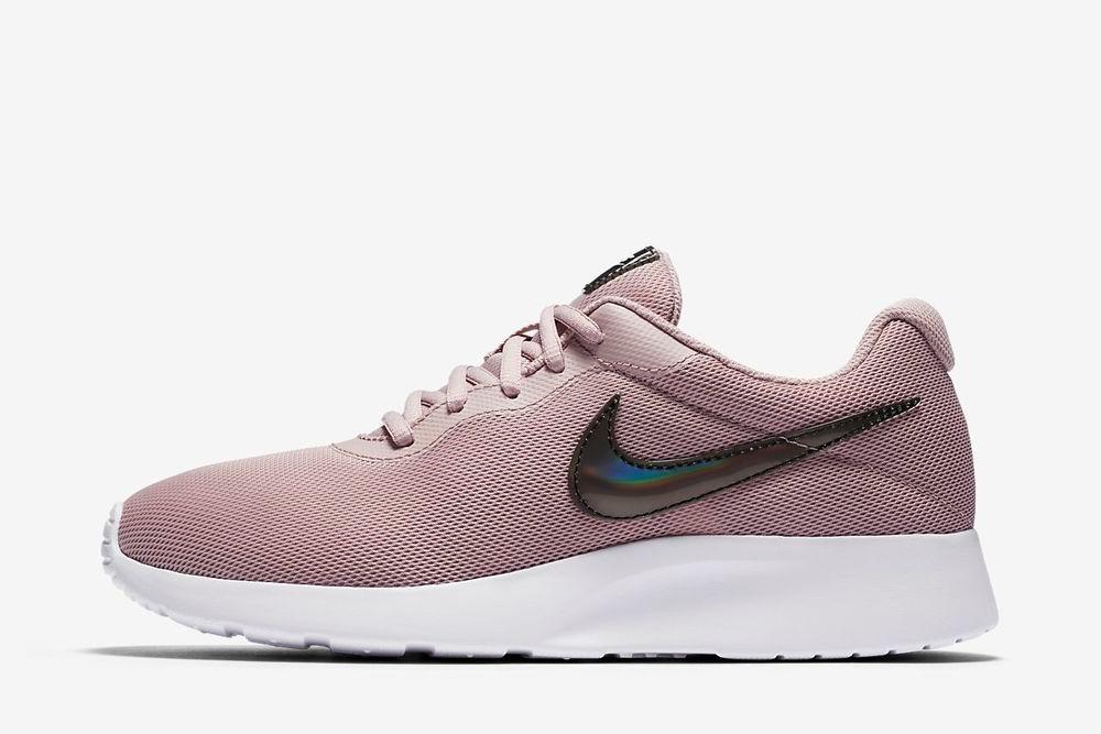 zapatillas mujer nike rosa palo