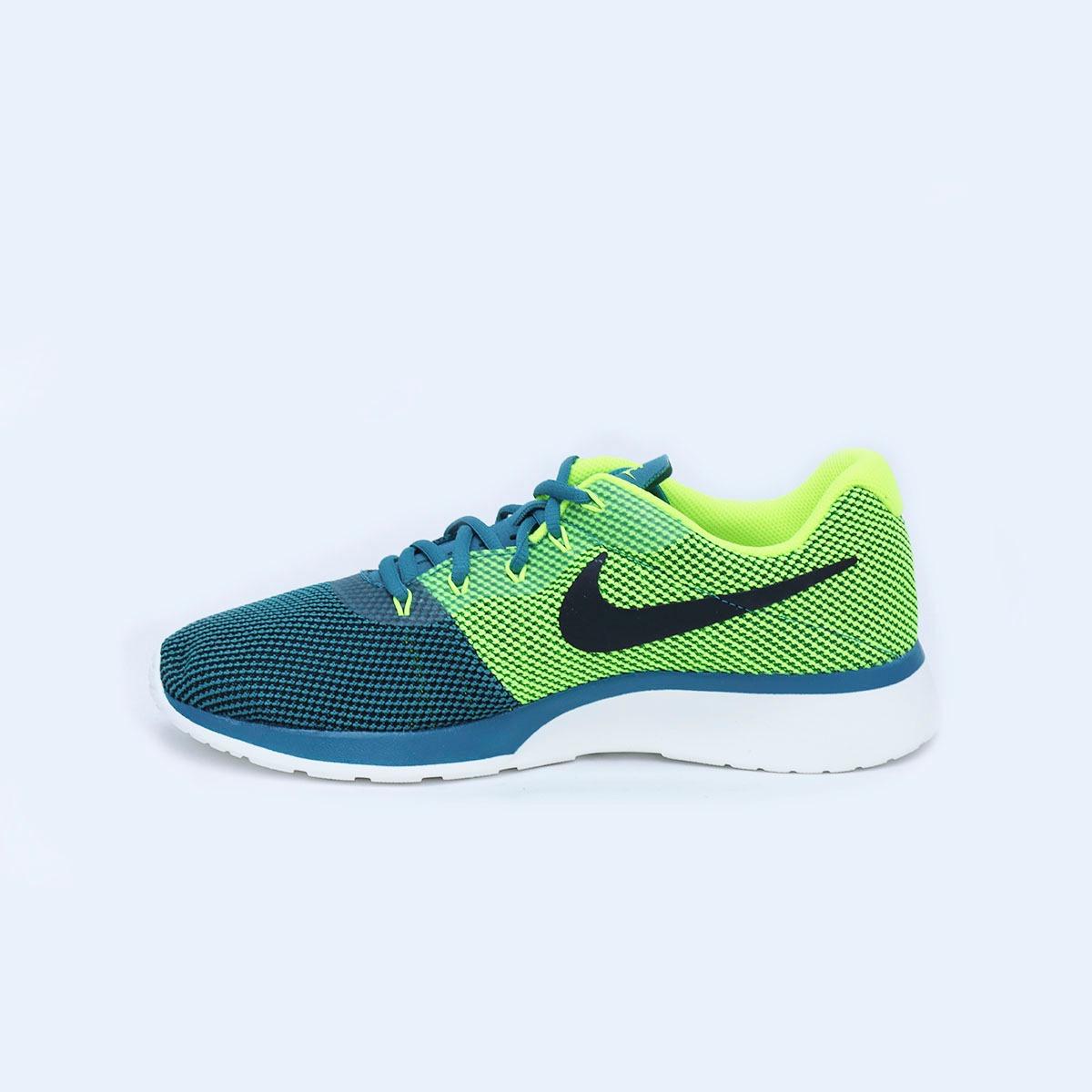 Aplicando cualquier cosa Equipo de juegos  Tenis Nike Tanjun Racer Verde - $ 110.000 en Mercado Libre