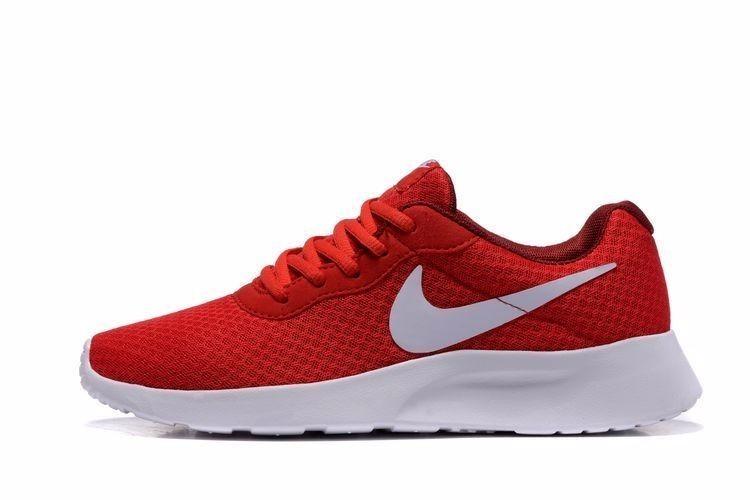 a722936b6bb Tenis Nike Tanjun - Rojo Con Blanco 812654-616 -   1