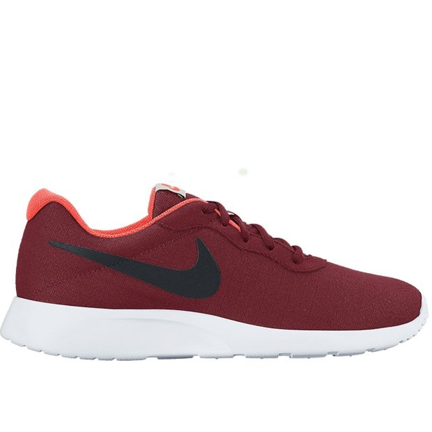 separation shoes 7b72f c3e7e tenis nike tanjun rojo hombre originales