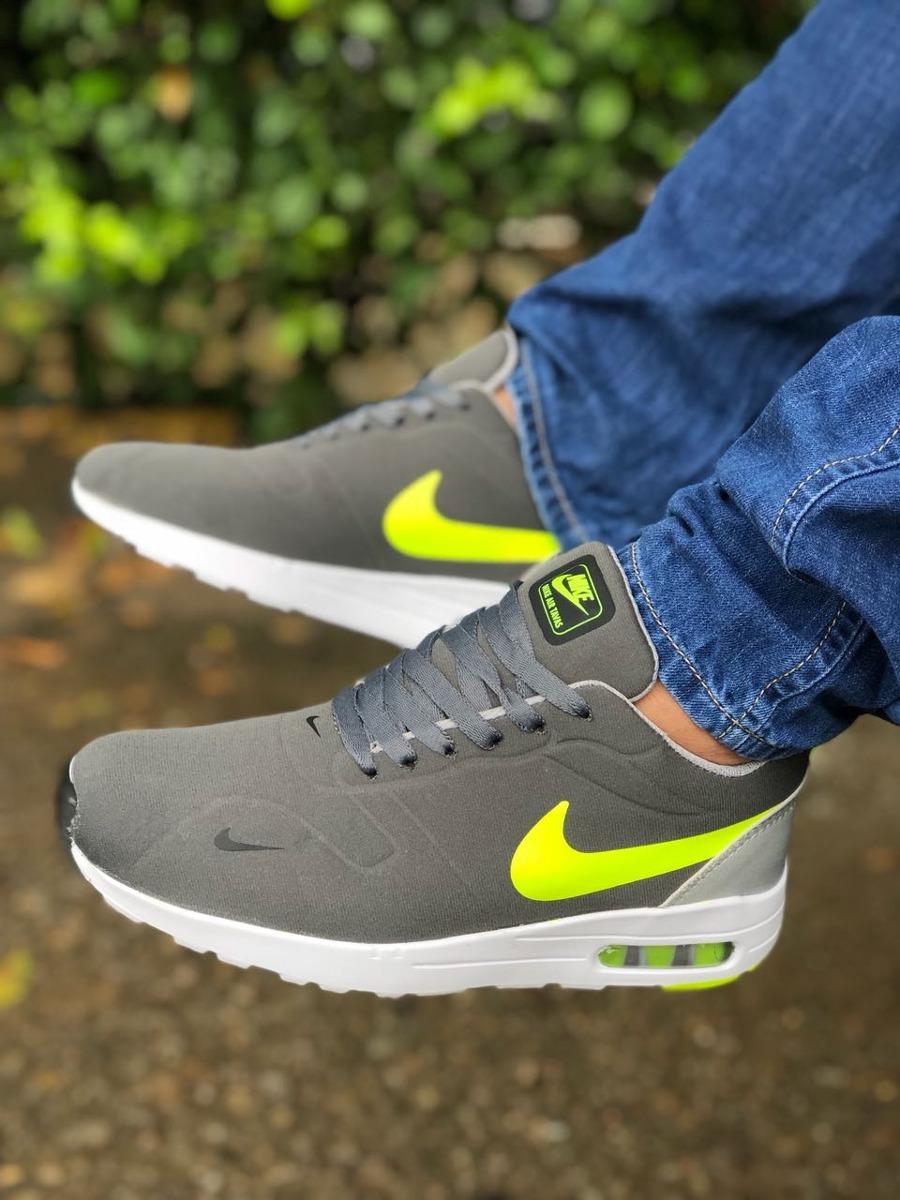 Tenis Nike Tavas Zapatos Deportivos Hombre Calzado Nike