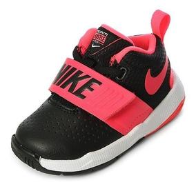 Tenis Nike Team Hustle   Bebé Ngorosa Original 881943 002