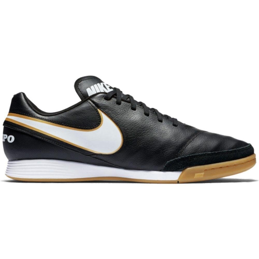 tenis nike tiempox genio ii leather 010 ic futsal original. Carregando zoom. 47950a122e06a
