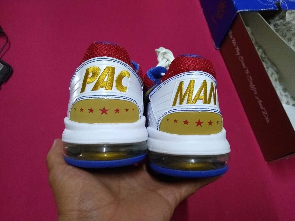Tenis Nike Trainer 1 Sc Low Manny Pacquiao 2010