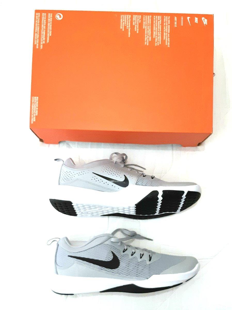 tenis nike trainer legend gris originales msi   envío gratis. Cargando zoom. e8c924249bad2