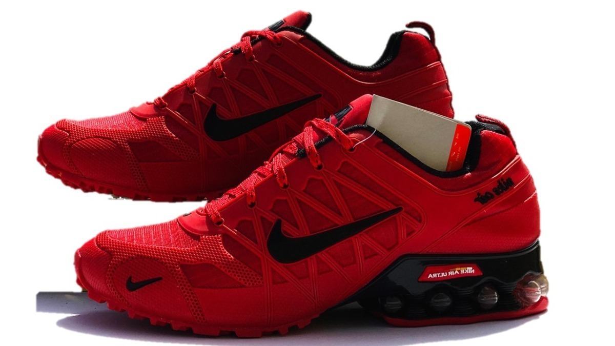 online retailer c61f6 98758 11d23 1cead  clearance clearance tenis nike ultra shox 2018 rojos nuevos.  cargando zoom. 680c0 01d87 afb5a