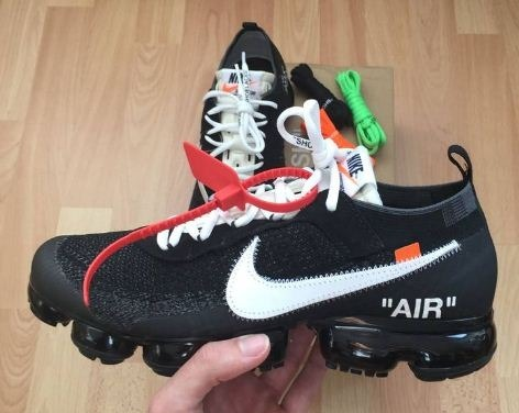 Tenis Nike Vapor Max Off White Masculino Neymar - R  1.400 1f5b755316f9a