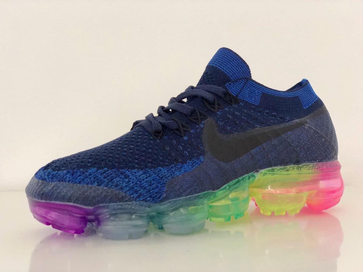 hot sale online 4baac d80f8 Tenis Nike Vapormax Flyknit Be True (mujer)