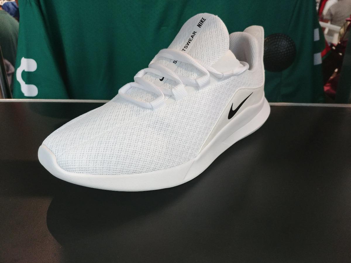 precios de remate descuento nueva estilos Tenis Nike Viale Blancos Dama Casual Originales A Meses