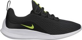 Tenis Nike Viale Gs Negroverde Ah5554 008