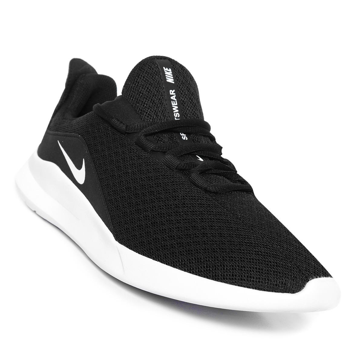7052072711fb8 Tenis Nike Viale Para Mujer Color Negro 2651965 -   1