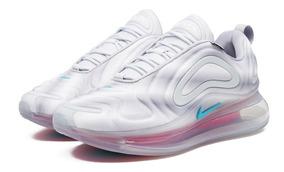 Tenis Nike Wmns Air Max 720 Wolfgrey Dama Originales