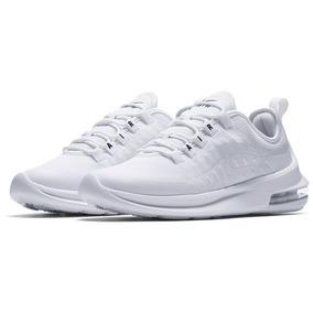 Tenis Nike Wmns Air Max Axis Blanco Original Para Mujer Msi