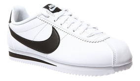 Nike Leather Piel Blancos Cortez Wmns Classic Dama Tenis zjqpMGLUSV