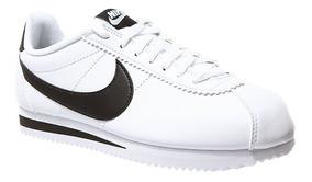 5556509e Tenis Nike Wmns Classic Cortez Leather Dama Blancos Piel