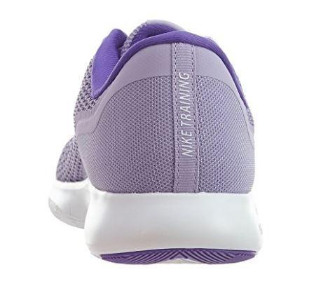 7e1f4f90be Tenis Nike Wmns Flex Trainer 7 Feminino Roxo E Branco Origin - R ...