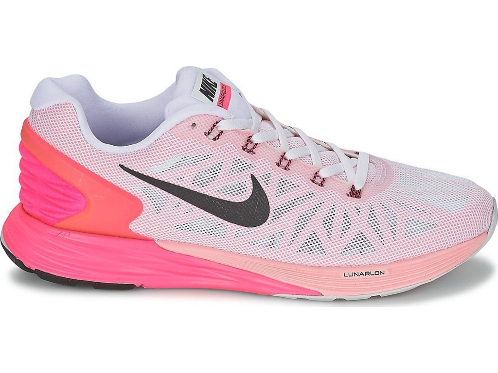 the latest f9f32 9af54 ... uk tenis nike wmns lunarglide 6 654434 106 johnsonshoes env gra.  cargando zoom. bab31