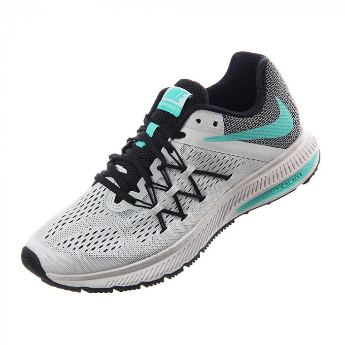 Tenis Nike Wmns Zoom Winflo 3 (unicos 25mx) -   1 79a55cd8af722