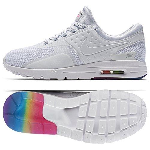 7ae948c0992 Tenis Nike Zero Blancos Para Dama Y Caballero