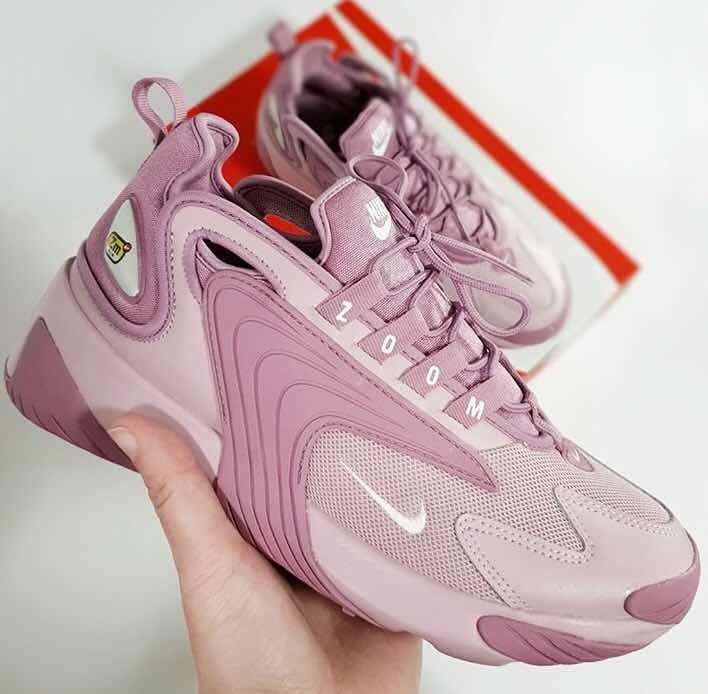 Tenis Nike Zoom 2k Dama Oro Rosa Originales Nike Originales