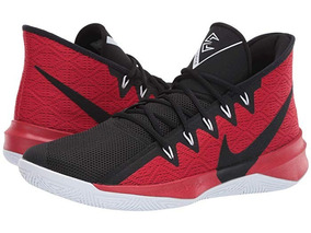 12cffebbc Tenis Nike Basketball Negro Rojo - Deportes y Fitness en Mercado Libre  México