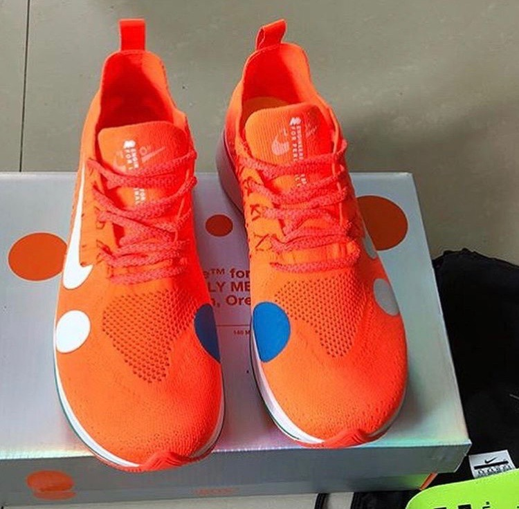 Tenis Nike Zoom Fly Mercurial Off White Br41 Frete Gratis - R  1.199 ... f43c74f0695d6