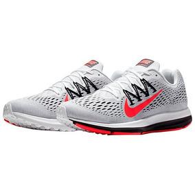 Tenis Nike Zoom Flywire Reflec Mujer Blanco 63888 Dtt