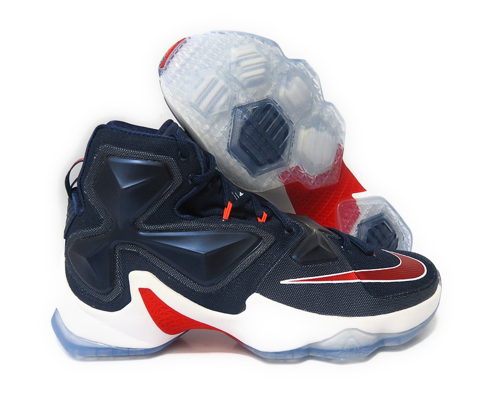 reputable site 4dc44 0085b Tenis Nike Zoom Lebron 13 Xiii Usa - Nba Basquete Kyrie