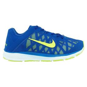 Tênis Nike Zoom Max Azul E Verde