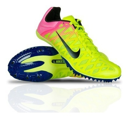 tenis nike zoom maxcat 4 spikes atletismo