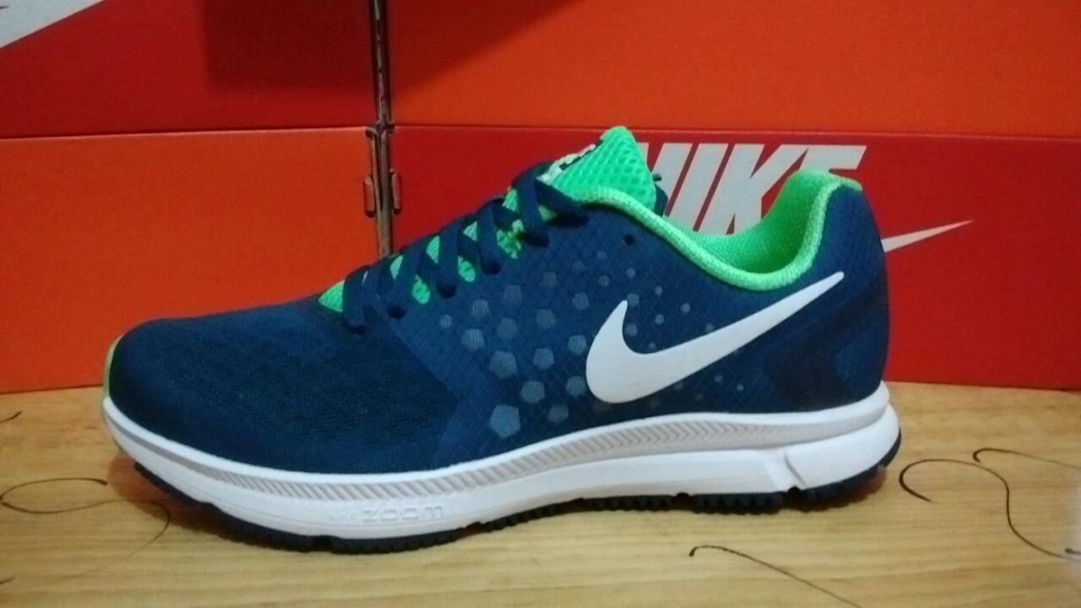 on sale 06772 01df6 tenis nike zoom spam azul , verde . Cargando zoom.