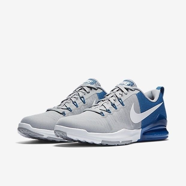ea82bffee5 Tenis Nike Zoom Train Action Gris-azul Caballero -   1