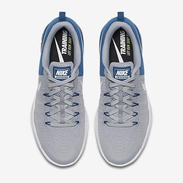 Tenis Nike Zoom Train Action Gris-azul Caballero -   1 be374c5e11c44
