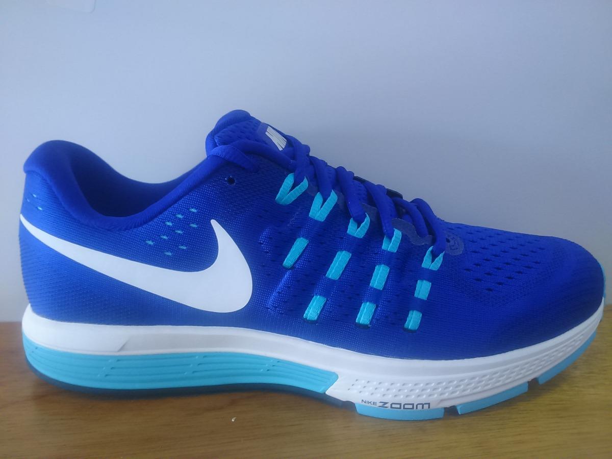 low priced db24b 46262 ... real tenis nike zoom vomero 11 azul blanco caballero. cargando zoom.  f4b58 1d6aa