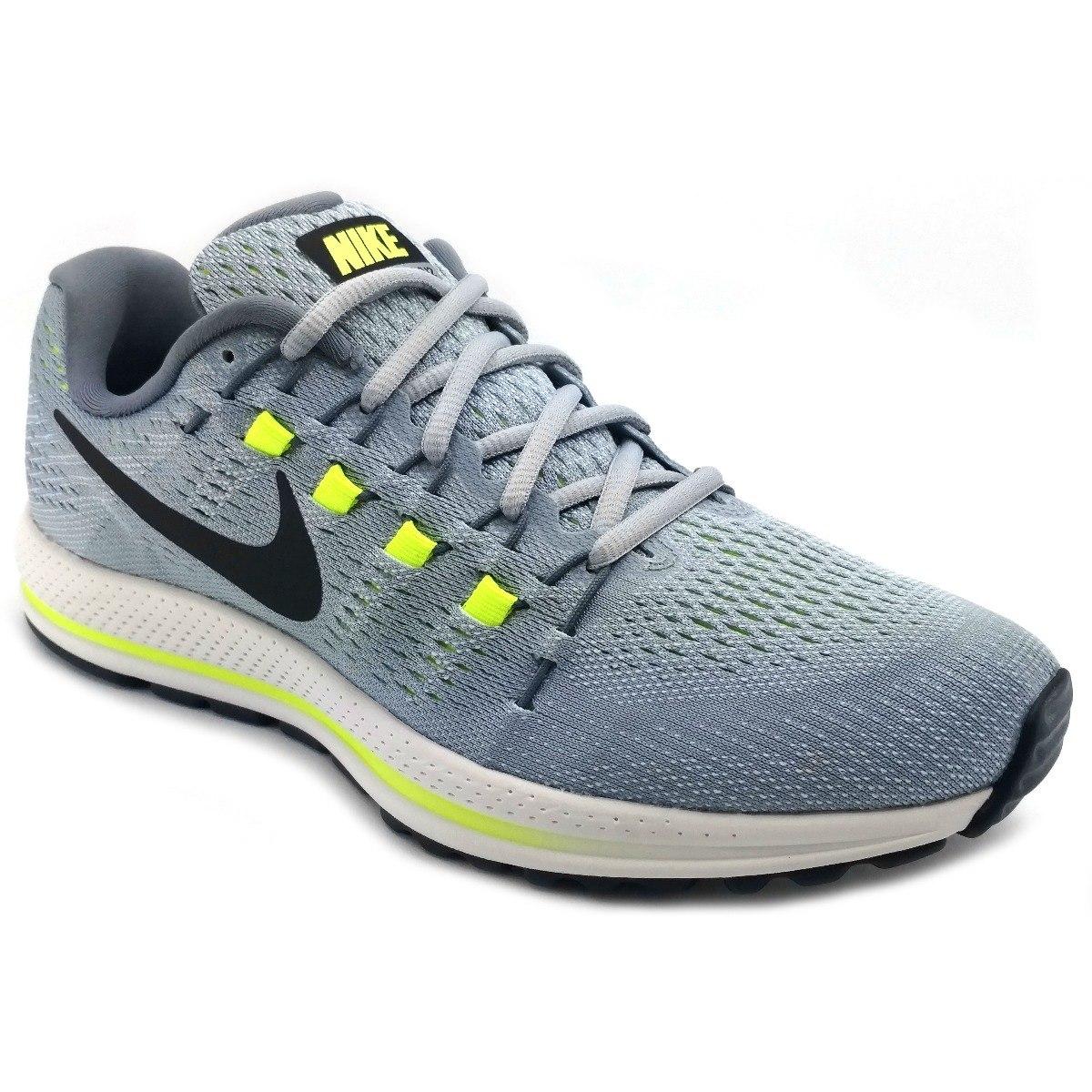 e2f14b1cf67 tenis nike zoom vomero 12 gris verde correr running. Cargando zoom.