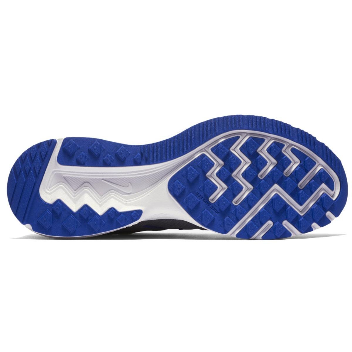 0bbeb7738e tenis nike zoom winflo 3 gris azul correr running