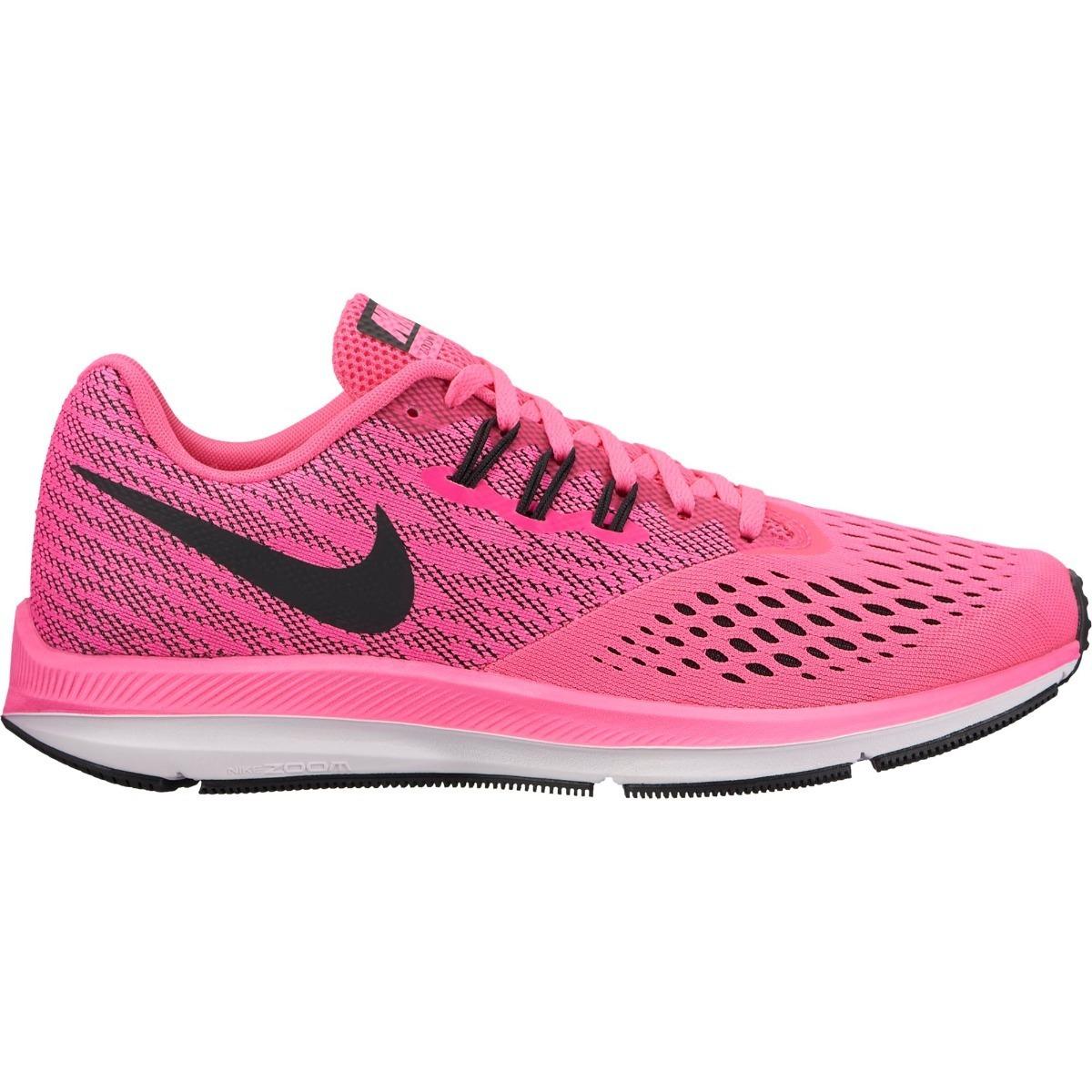Tênis Nike Wmns Revolution 4 CinzaRosa Compre Agora Dafiti Brasil d0133d02d0553