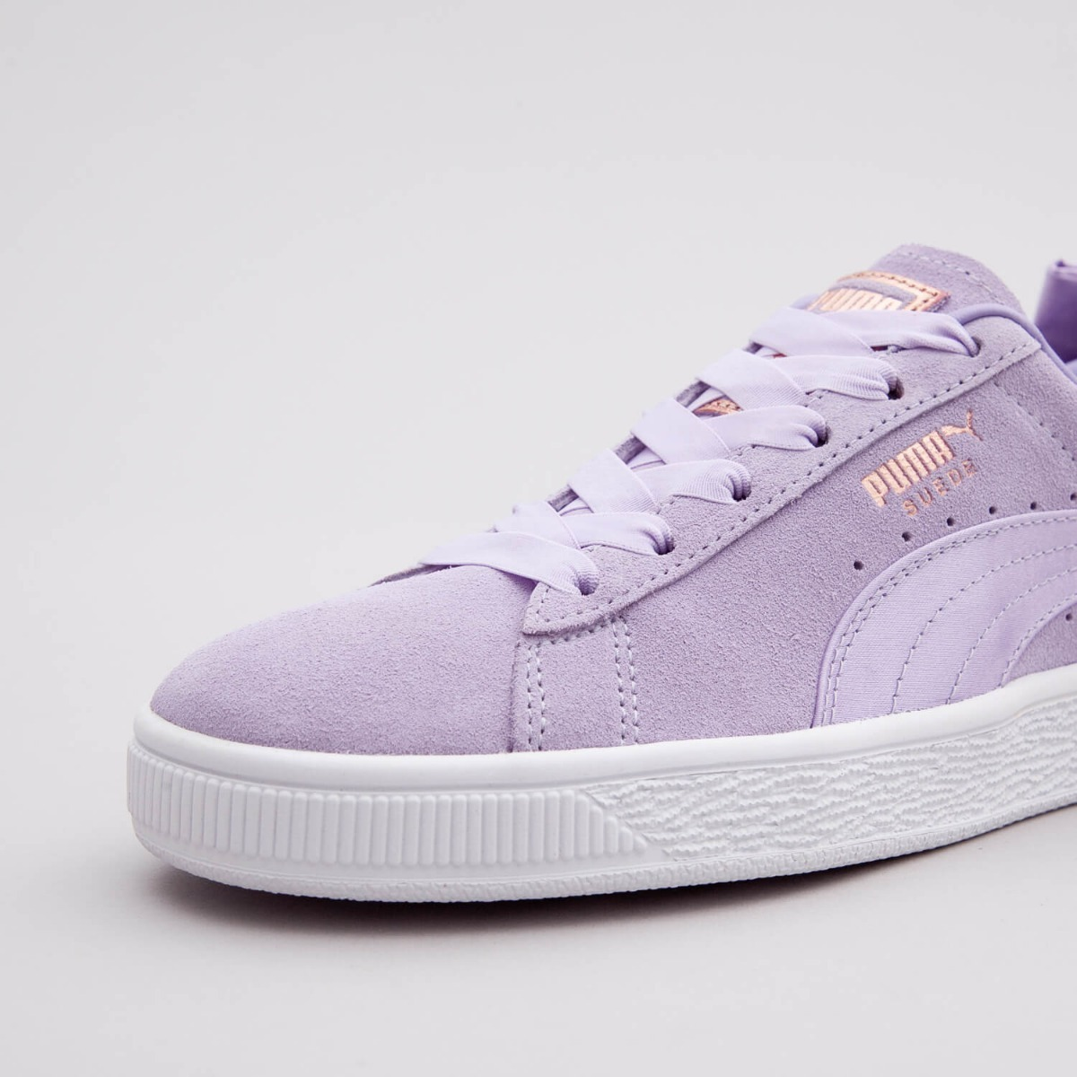 cheap for discount 55153 8a7dd Tenis Nña Puma Suede Bow Cara Delevingne Jr Dama Casuales