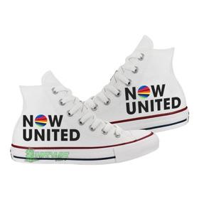 Tênis Now United All Star Converse Customizado Unissex