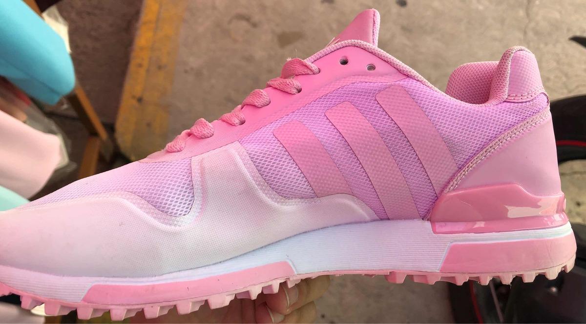 adidas zx 750 rosa precio