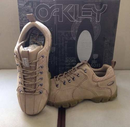1d97ad14447e1 Tenis Oakley Flak Low 1 Bege(creme) Nº38 A 43 Original - R  379,04 ...